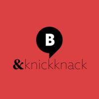 Logo de la radio & KnickKnack. Von barba radio