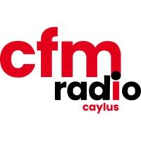 Logo of radio station CFM Radio - Caylus