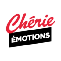 Logo of radio station Chérie Emotions