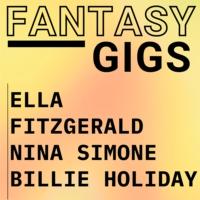 Logo of radio station Fantasy Gigs Jazz Live