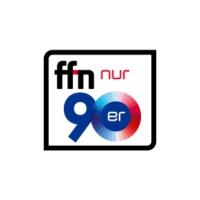Logo de la radio ffn - nur 90er