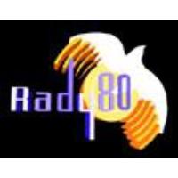 Logo of radio station Radyo 80