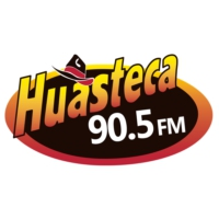 Logo of radio station XHTI Huasteca 90.5 FM