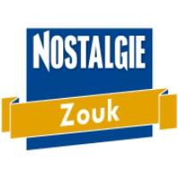 Logo of radio station Nostalgie Zouk