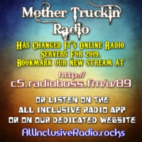 Logo of radio station Mother Truckin Radio