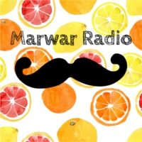 Logo of radio station Marwar Radio