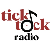 Logo of radio station 1959  TICK TOCK RADIO