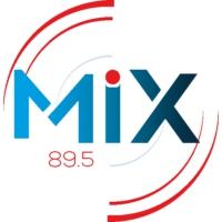 Logo of radio station MIX la radio étudiante 89.5 FM