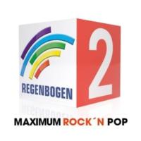 Logo of radio station Radio Regenbogen Metallica