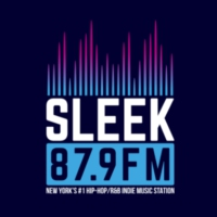Logo of radio station Sleek 87.9FM