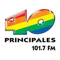 Logo of radio station HIT 101.7 FM