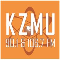 Logo de la radio KZMU 90.1