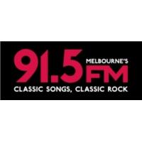 Logo de la radio Classic Rock 91.5 FM