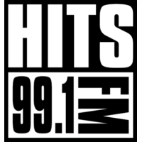 Logo of radio station CKIX Hits 99.1 FM