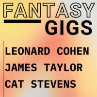 Logo de la radio Fantasy Gigs Troubadours Live