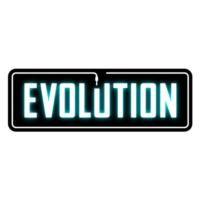 Logo of radio station Evolution