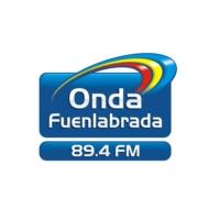 Logo de la radio Onda Fuenlabrada
