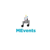 Logo of radio station MEvents