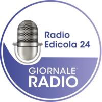 Logo of radio station Giornale Radio Edicola 24