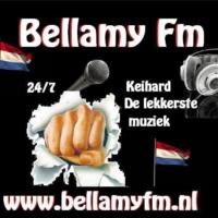 Logo of radio station Bellamy FM