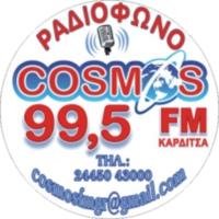 Logo of radio station Cosmos FM 99.5