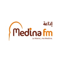 Logo of radio station Medina FM