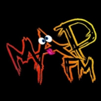 Logo of radio station MAD FM