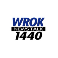 Logo of radio station WROK 1440 AM