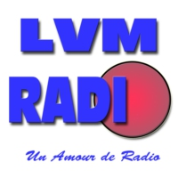 Logo of radio station LVM-RADIO