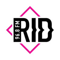 Logo of radio station Rid 968 FM