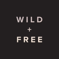 Logo of the podcast WILD + FREE