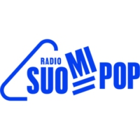 Logo of radio station SuomiPOP
