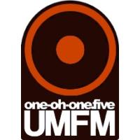 Logo of radio station UM FM