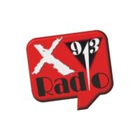 Logo of radio station X Radio 91.3