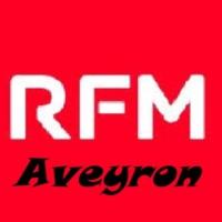 Logo of radio station RFM AVEYRON