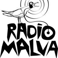 Logo of radio station Ràdio Malva 104.9fm
