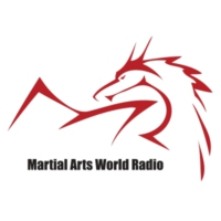 Logo of radio station Martial Arts World Radio