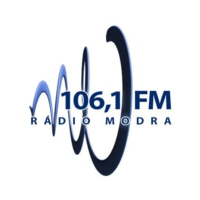 Logo of radio station Rádio Modra