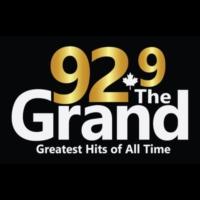 Logo of radio station CHTG-FM 92.9 The Grand