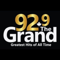 Logo de la radio CHTG-FM 92.9 The Grand