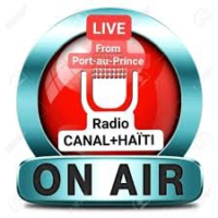 Logo of radio station Radio CANAL+HAITI