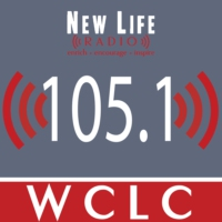 Logo de la radio New Life Radio WCLC 105.1
