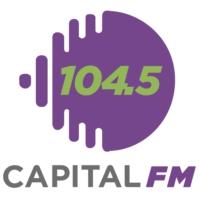 Logo of radio station Capital FM 104.5