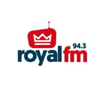 Logo of radio station Royal FM 94.3