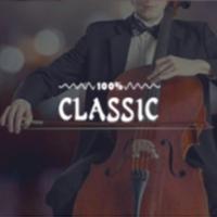 Logo of radio station 100FM - Classic