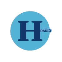 Logo of radio station XHRRT Heraldo 92.5 F.M
