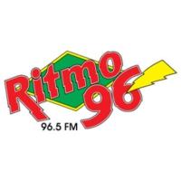 Logo de la radio Ritmo 96.5 FM