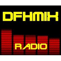 Logo of radio station DFHmix