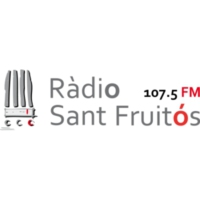 Logo of radio station Ràdio Sant Fruitós
