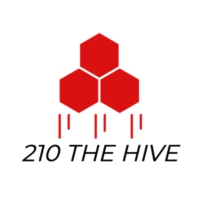 Logo of radio station 210 THE HIVE